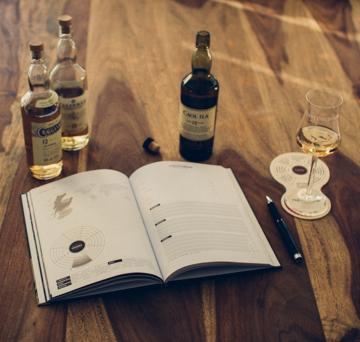 Tasting Notes, Tastingbook
