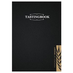 Tastings Notes, Tastingbook