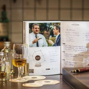 TASTINGBOOK-Whisky Tasting