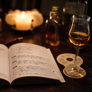 TASTINGBOOK-Whisky, Tasting mit Tools